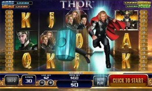 thor automat online