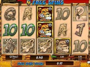 wild gambler playtech automaten