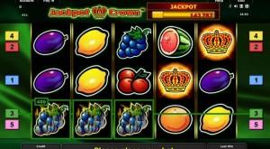 jackpot crown online