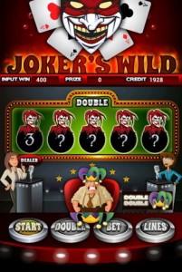 jokers wild spiel